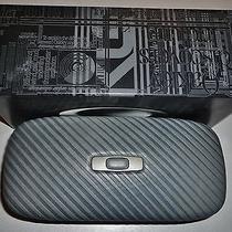 Oakley - Square O Hard Sunglass Case - Graphite / 07-582 Photo