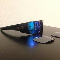 Oakley Standard Issue Black Fuel Cell - Steel Flag Edition (Polarized) Photo