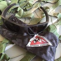 Oakley Standard Issue Cerakote Si Fuel Cell Black Iridium Sunglasses Photo