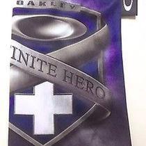 Oakley Sunglasses Microfiber Cleaning Bag Infinite Hero Photo