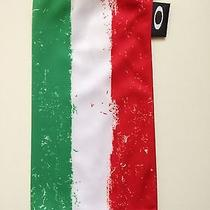 Oakley Sunglasses Microfiber Cleaning Bag  Italy Flag Photo