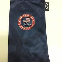 Oakley Sunglasses Microfiber Cleaning Bag  Team Usa  Photo