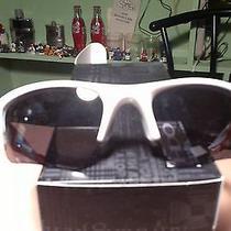 Oakley Sunglasses Red/white Photo