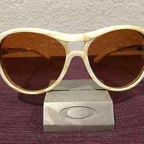 Oakley Sunglasses Women's Vacancy Mother of Pearl Abalone White Frame/vr50 Lens Photo