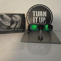 Oakley Thump Pro Black With Custom Lenses New Photo