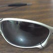 Oakley Ti02 X Metal Xx Sunglasses /w Black Iridium Lenses  Matching Vault Case Photo