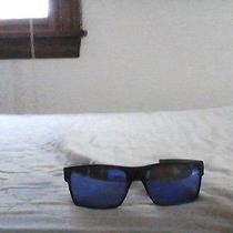 Oakley Two Face Violet Iridium Lenses Photo