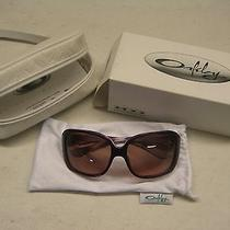Oakley Unfaithful Sunglasses for Women New in Box With Case Photo
