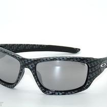 Oakley Valve 9236-10 Carbon Fiber /chrome Iridium  Sunglasses Photo