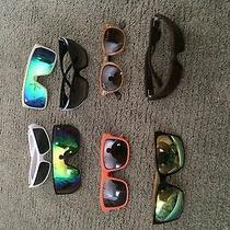 Oakley Vonzipper Spy Ray-Ban Vogue Quiksilver Photo