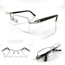 Occhiali Cartier Alghero T8101030 Eyeglasses Platinum Plated  Photo