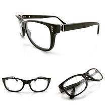 Occhiali Cartier Chet T8100895 Eyeglasses Ruthenium Plated  Photo
