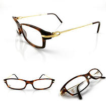 Occhiali Cartier Circus T8100708 Eyeglasses 18kt Gold Plated   Photo