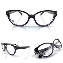 Occhiali Cartier Ella T8100898 Eyeglasses Ruthenium Plated  Photo