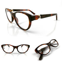 Occhiali Cartier Louise T8101006 Eyeglasses 18kt Gold Plated  Photo