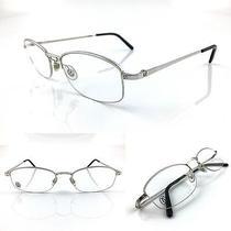 Occhiali Cartier Semi T-Eye Titanium T8100610 Sunglasses Platinum Plated  Photo