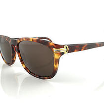 Occhiali Cartier Sunset Vintage Sunglasses Lunette Sonnenbrille  Photo