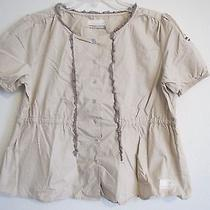 Odd Molly of Sweden Anthropologie Blouse Sz 3 Us Large Photo