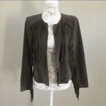 Of Two Minds Fringe Jacket Leather  Photo