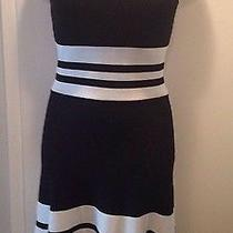 Ohne Titel Black and White Dress Sz M Photo