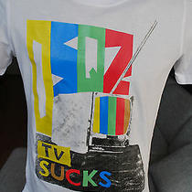 Old Fashion Tv New Dsquared T-Shirt Men's Collection 2015 White Size Xxl Photo