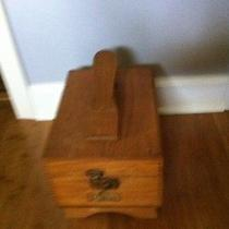 Old Griffin  Shoe Shine Box  Photo