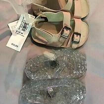Old Navy 6-12 Month Sandals and Jellies Summer Baby Shoes Photo