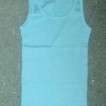 Old Navy Aqua/blue Women's Tank Top Photo