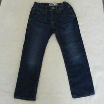 Old Navy Blue Jeans - Waist Extender - Size 6 Skinny  Photo