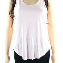 Old Navy Blush Pink Womens Size Small S High-Low Hem Tank Top 50 014 Deal Photo