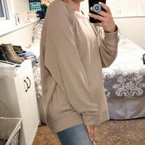 Old Navy- Blushed Pink Long Sleeve Sweatshirt Photo