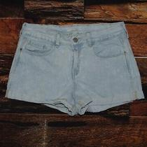 Old Navy Boyfriend Shorts Women's Sz 6 Jean Shorts   Euc Photo