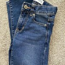 Old Navy Boys Jeans Straight Built-in Flex Size 7 Slim Photo