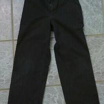 Old Navy Boys Pants Size 10 Black Size 12 Photo