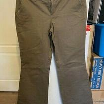 Old Navy Brown Super Flare Jeans Size 10 Photo