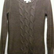 Old Navy Cable Knit Pullover Sweater  Photo