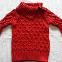 Old Navy Cable Knit Sweater Size 4t Photo