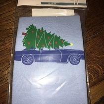 Old Navy Christmas Tree 2 Pc Ls Pajama Pant Set - Size 12-18 Months - Nwt Photo