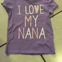 Old Navy Girl 3t I Love My Nana Photo