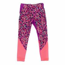 Old Navy Girls Leggings Size 6  Purple Multi Colored  Polyester Spandex Photo