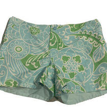 Old Navy Girls Reversible Boarding Shorts Size 16  Blue & Multi Color Floral  Photo