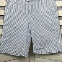 Old Navy Gitls Shorts Seersucker Photo