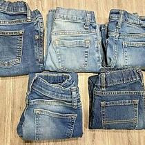Old Navy Karate Fit Skinny Straight Leg  Boy Jean Lot Size 7 Cat and Jack Photo