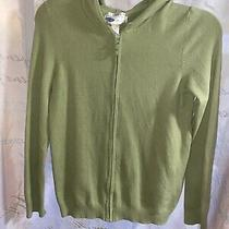 Old Navy Maternity Medium Zip Up Sweater With Hood Photo