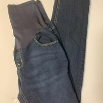 Old Navy Maternity Skinny Jeans Size 12 Photo
