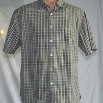 Old Navy Medium Dress Shirt Short Sleeve Photo