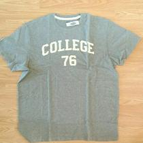 Old Navy Men's L College Tee Nwt Photo