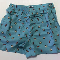 Old Navy Mens Blue Boxer Shorts S Photo