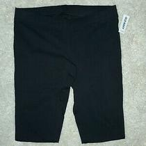 Old Navy Nwt Black Maternity Leggings  - Cotton Photo