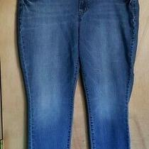 Old Navy Original Skinny Size 18 Blue Denim Jeans Photo